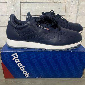 Reebok Classic Leather Low Top Sneaker, Size 11.5